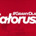 Esportowcy zagrają dla wolnej Białorusi - w imię zasad fair-play! #GramyDlaBiałorusi