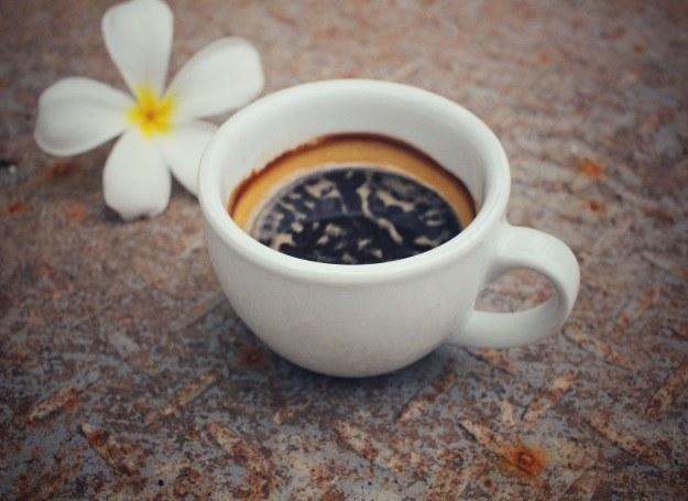 Espresso znane jest z wyjątkowego aromatu /123RF/PICSEL