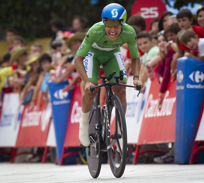 Esteban Chaves /AFP
