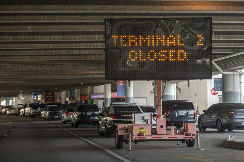 Esteban Santiago otworzył ogień w hali odbioru bagażu na lotnisku Fort Lauderdale-Hollywood na Florydzie /PAP/EPA