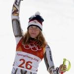 Ester Ledecka tworzy historię sportu. Czeszka sensacyjną triumfatorką supergiganta