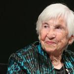 Esther Bejarano nie żyje. Grała w obozowej orkiestrze w Auschwitz