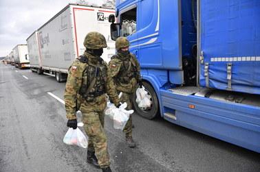 Estonia informuje USA i NATO o sytuacji na polskich granicach