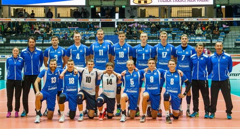 Estonia jest grupowym rywalem polskich siatkarzy w mistrzostwach Europy /www.cev.lu