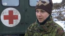 Estonia. Przybywa ochotników do służby w jednostkach paramilitarnych