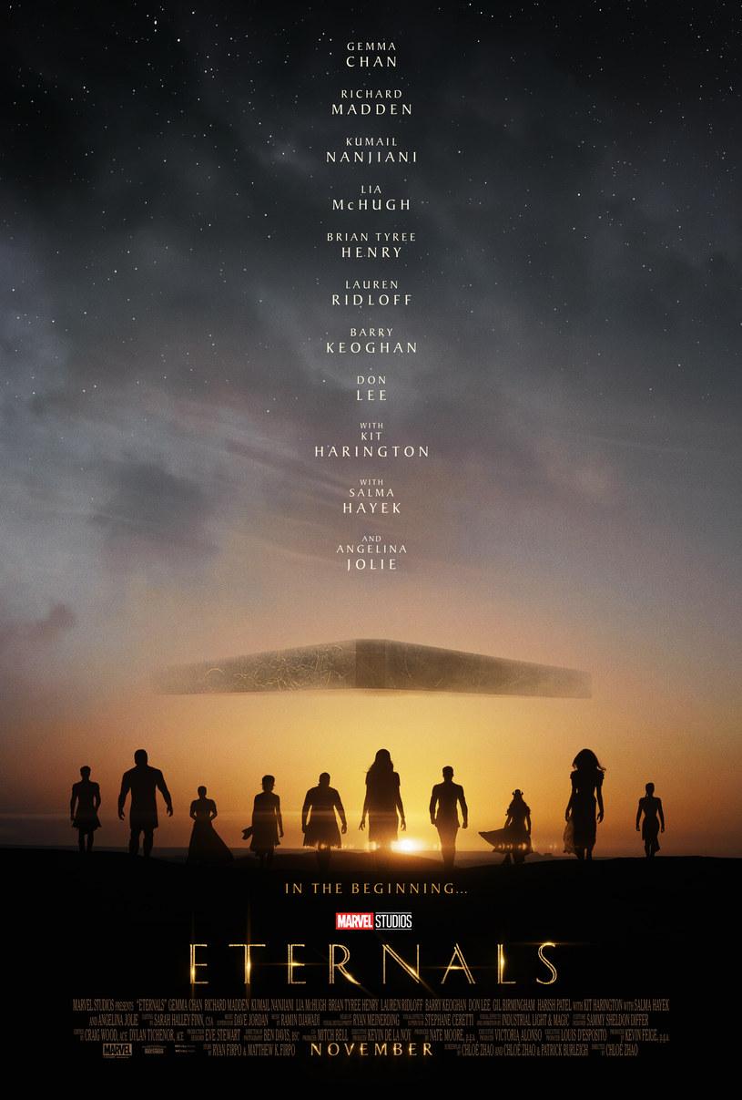 """""""Eternals"""" trafi na kinowe ekrany w listopadzie 2021 /Marvel Studios /materiały prasowe"""