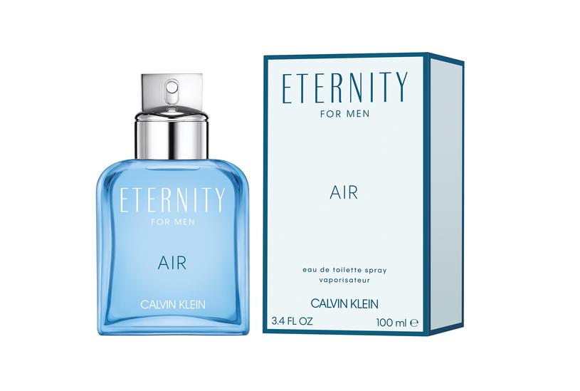 Eternity Air Calvin Klein dla mężczyzn /materiały prasowe