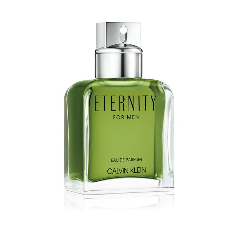Eternity Calvin Klein Men /materiały prasowe