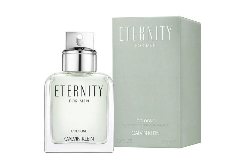 Eternity Cologne dla Niego /materiały prasowe