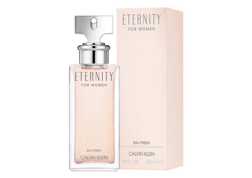 Eternity Eau Fresh dla Niej /materiały prasowe