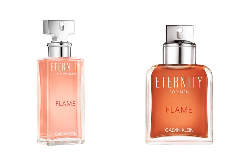 Eternity Flame Calvin Klein /materiały prasowe