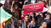 Etiopia odrzuca możliwość rozejmu z Erytreą