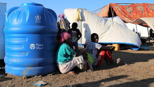 Etiopscy uchodźcy w Sudanie /LENI KINZLI /PAP/EPA