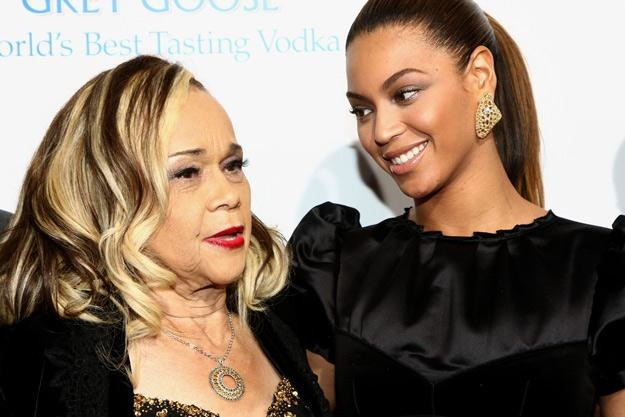 Etta James i Beyonce w 2008 roku - fot. Alberto E. Rodriguez /Getty Images/Flash Press Media