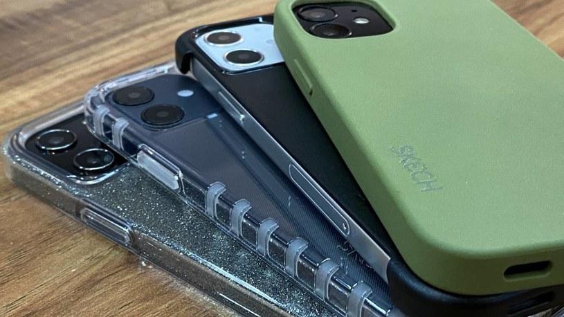 Etui dla iPhone'a 12 / fot. SlashGear /materiał zewnętrzny
