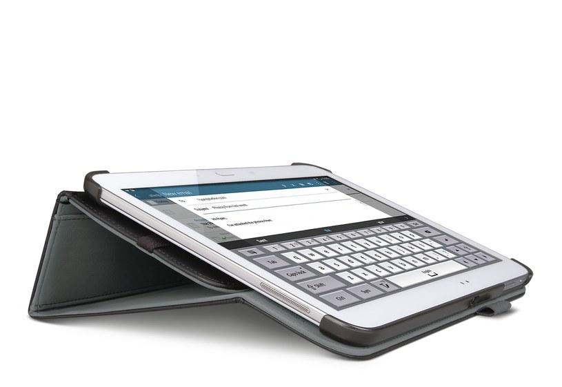 Etui do tabletów Galaxy Tab 4 marki Belkin zwiększą ich funkcjonalność i zapewnią właściwą ochronę /materiały prasowe
