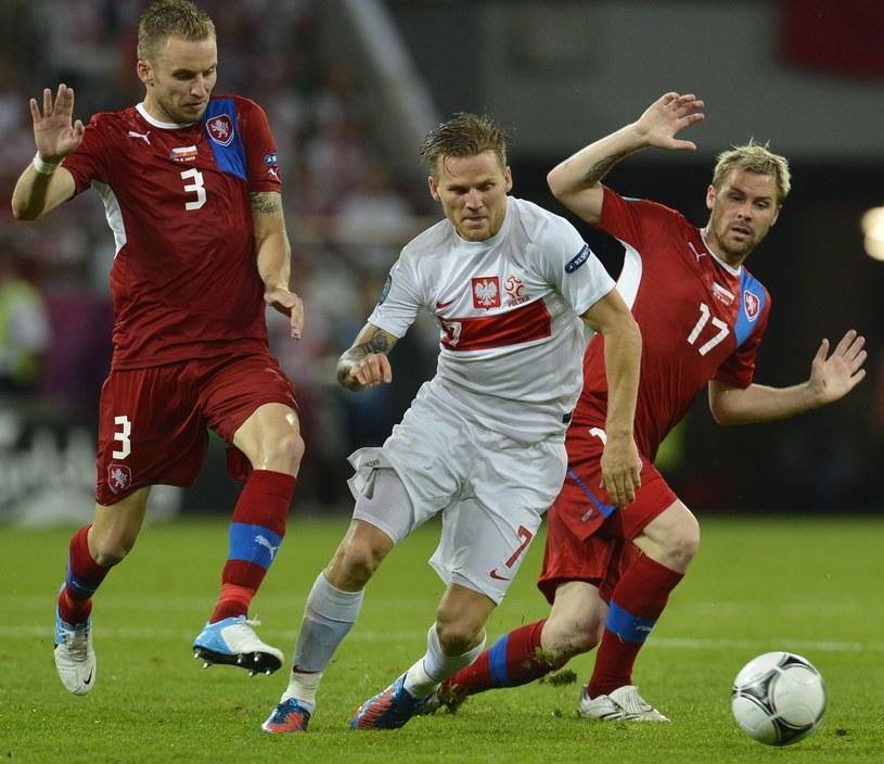 Eugen Polanski na razie nie chce grać w kadrze /AFP