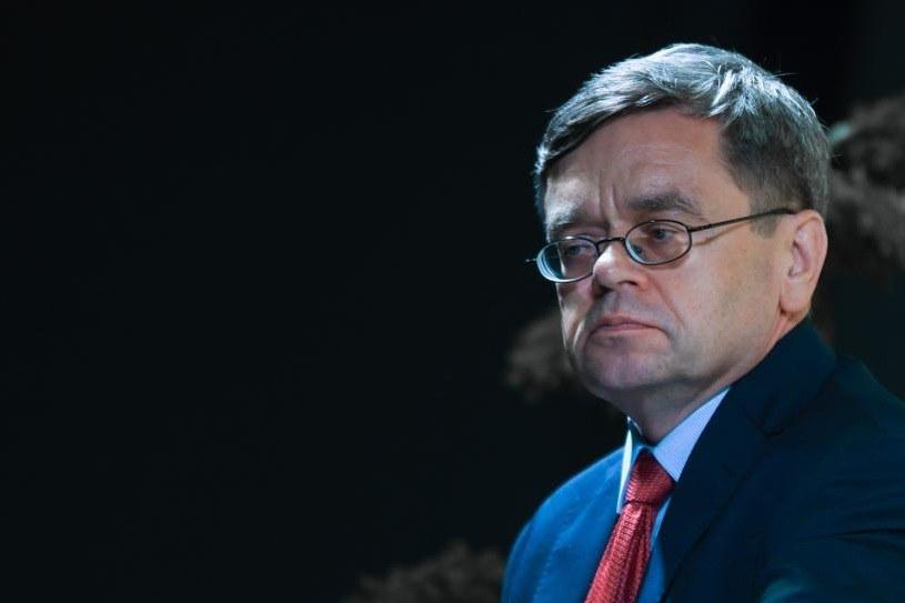Eugeniusz Gatnar, członek Rady Polityki Pieniężnej /Agencja FORUM