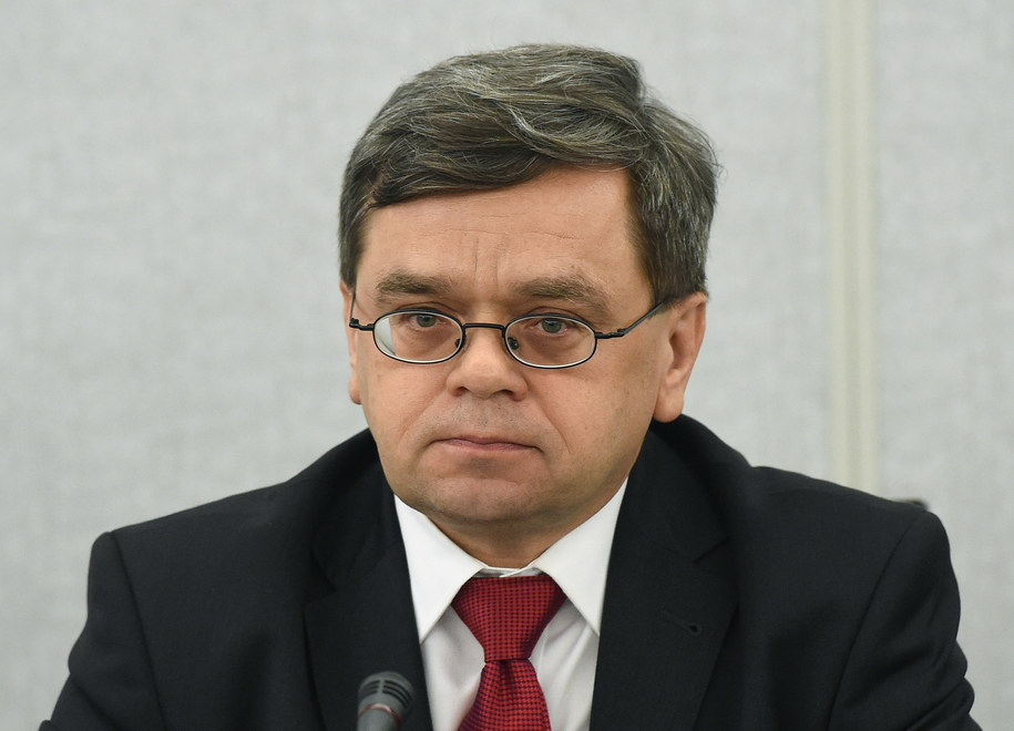 Eugeniusz Gatnar /Radek Pietruszka /PAP