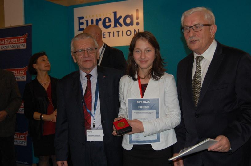 EUREKA BRUSSELS - międzynarodowy konkurs na którym młody geniusz zdobył złoty medal /materiały prasowe