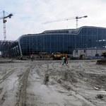Euro 2012: Eksperci UEFA wizytowali stadion we Lwowie