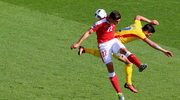 Euro 2016. Mecz Rumunia - Szwajcaria na remis. Piękne trafienie Mehmediego!