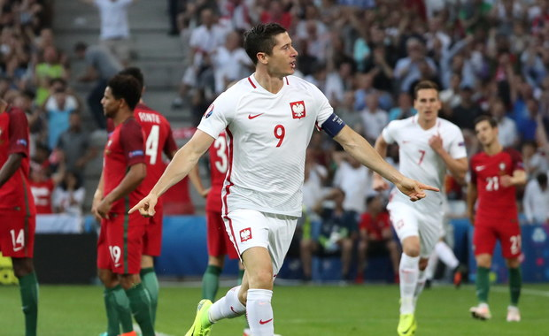 Euro 2016. Polska - Portugalia. Zobacz gole!