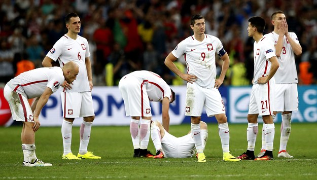 Euro 2016. Polska przegrała z Portugalią po rzutach karnych!