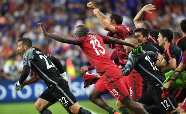 Euro 2016. Portugalia pokonuje Francję 1:0 i zdobywa mistrzostwo kontynentu!