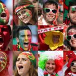 Euro 2016. Tak Walijczycy opanowali Lyon!