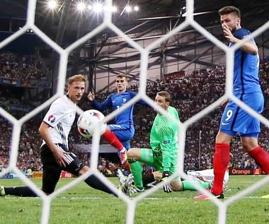 Euro 2016. Zobacz gole meczu Francja - Niemcy!