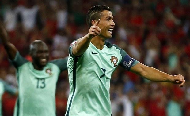 Euro 2016. Zobacz gole meczu Walia - Portugalia!