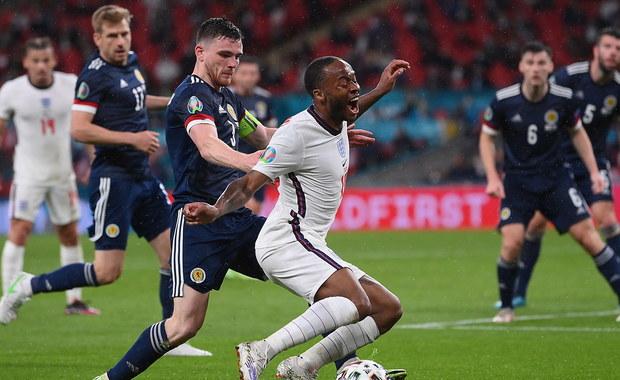 Euro 2020. Anglia - Szkocja: Piłkarska bitwa bez goli