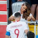 Euro 2020. Anna Lewandowska poleciała do Sewilli, by kibicować Robertowi Lewandowskiemu w meczu Hiszpania-Polska