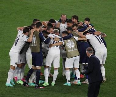 Euro 2020. Aż trudno w to uwierzyć. Niecodzienna sytuacja reprezentacji Włoch
