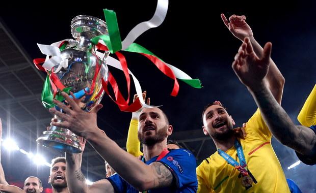 Euro 2020. Bonucci: Rozegraliśmy wielki mecz, teraz jesteśmy legendą