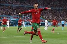 Euro 2020. Cristiano Ronaldo królem strzelców