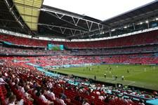 Euro 2020. Finał na Wembley będzie mogło zobaczyć 45 tys. widzów
