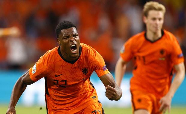 Euro 2020: Genialny spektakl! Holandia pokonuje Ukrainę 3:2
