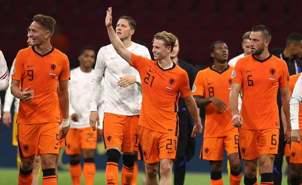 Euro 2020: Holendrzy z awansem do fazy pucharowej