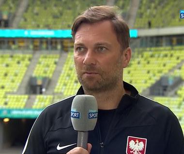 Euro 2020. Jakub Kwiatkowski: Sytuacja zdrowotna jest znacznie lepsza (POLSAT SPORT). Wideo