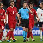 Euro 2020. Media w Hiszpanii i Portugalii krytykują sędziego Makkeliego
