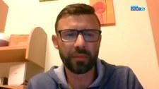 Euro 2020. Michal Hanek: Popełniliśmy sporo błędów, ale najważniejszy jest wynik (POLSAT SPORT). Wideo