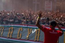 Euro 2020. Na Węgrzech powstał najdłuższy szalik kibica