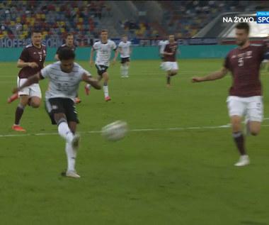 Euro 2020. Niemcy - Łotwa 7-1 - skrót (POLSAT SPORT). WIDEO