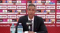 EURO 2020. Paulo Sousa powiedział, dlaczego stawia na Wojciecha Szczęsnego (POLSAT SPORT). Wideo