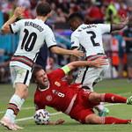 Euro 2020. Piorunująca końcówka dała zwycięstwo Portugalii. Rekordy Cristiano Ronaldo