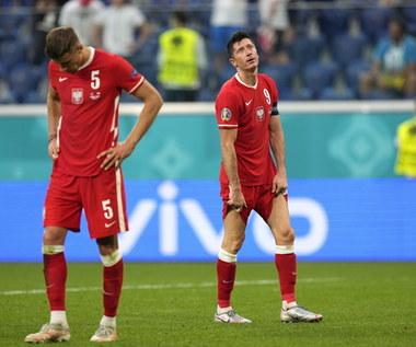 Euro 2020: Polacy po fazie grupowej z największą liczbą fauli i żółtych kartek