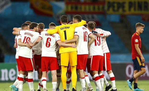 Euro 2020: Polacy wciąż mają szansę na wyjście z grupy! Zremisowali z Hiszpanami