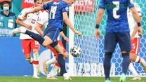 """Euro 2020. Polska - Słowacja 1-2. Fatalny początek """"Biało-Czerwonych"""". Wideo"""